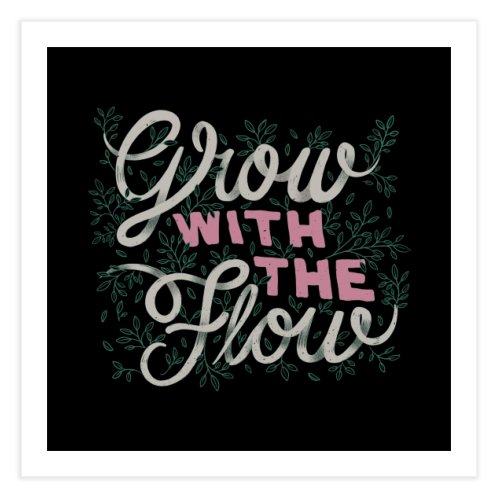 image for Grow With The Flow