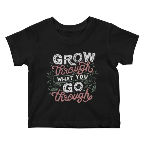 image for Grow Through What You Grow Through