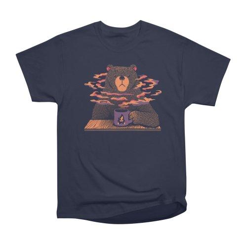 image for Bear Having Coffee I Love Coffee