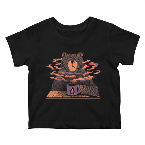 image for Bear Having Coffee I Love Coffee