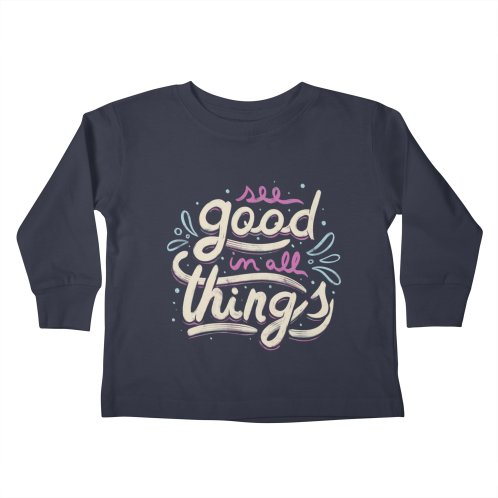 image for See Good In All Things