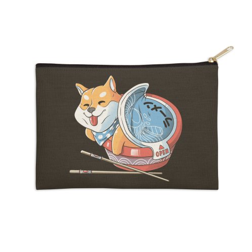 image for Shiba Dog Ramen Japanese Manga T-shirt