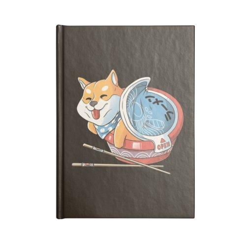 image for Shiba Dog Ramen Japanese Manga T-shirt