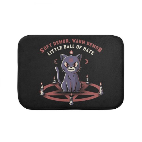 image for Soft Demon, Warm Demon, Little Ball of Hate Cat