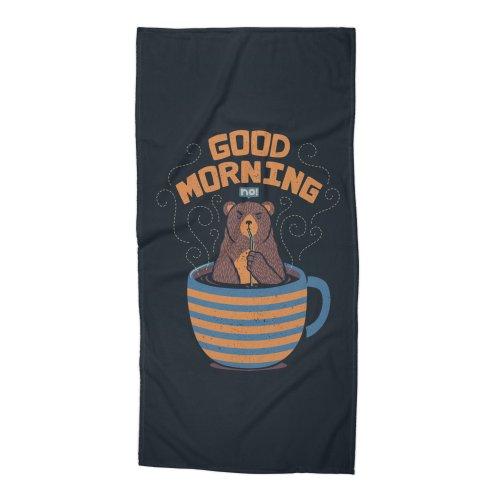 image for Bear Coffee Bath