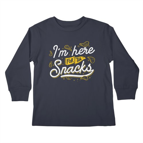 image for I'm Here For The Snacks
