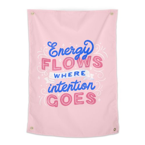 image for Energy Flows Where Intention Goes