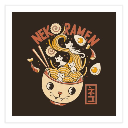 image for Ramen Cat Head