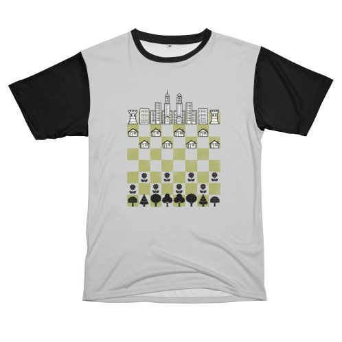 image for City Forest Chess Vintage Game