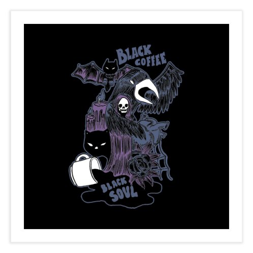 image for Black Coffee Black Soul