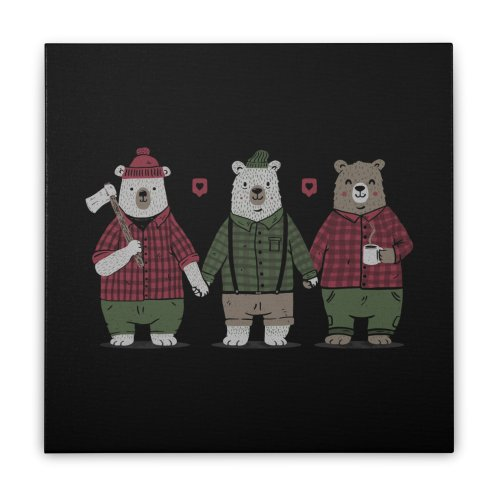 image for My Bear's Valentine Three Bears