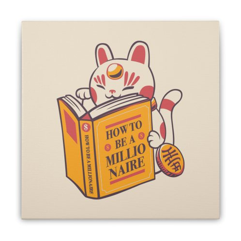 image for Maneki-Neko How to be a Millionaire Cat