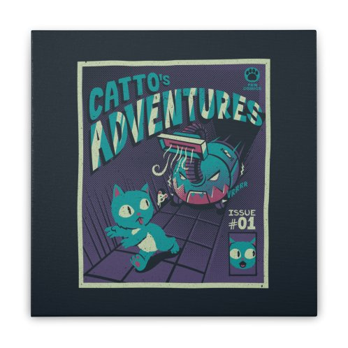 image for Catto Adventures
