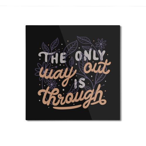 image for The Only Way Out Is Through