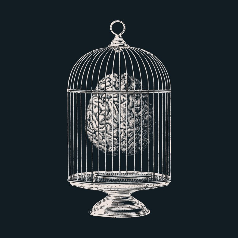 Free My Mind   by Tobe Fonseca's Artist Shop
