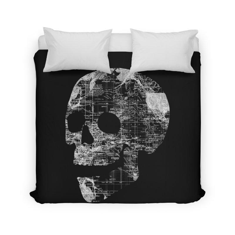 Skull Wanderlust   by Tobe Fonseca's Artist Shop