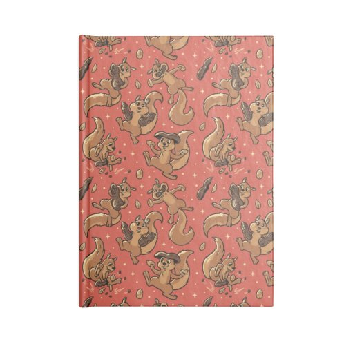 image for Pattern Peanut Cute Squirrels