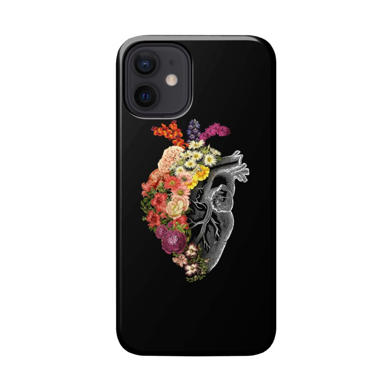 Flower Heart Spring Accessories Phone Case by Tobe Fonseca's Artist Shop