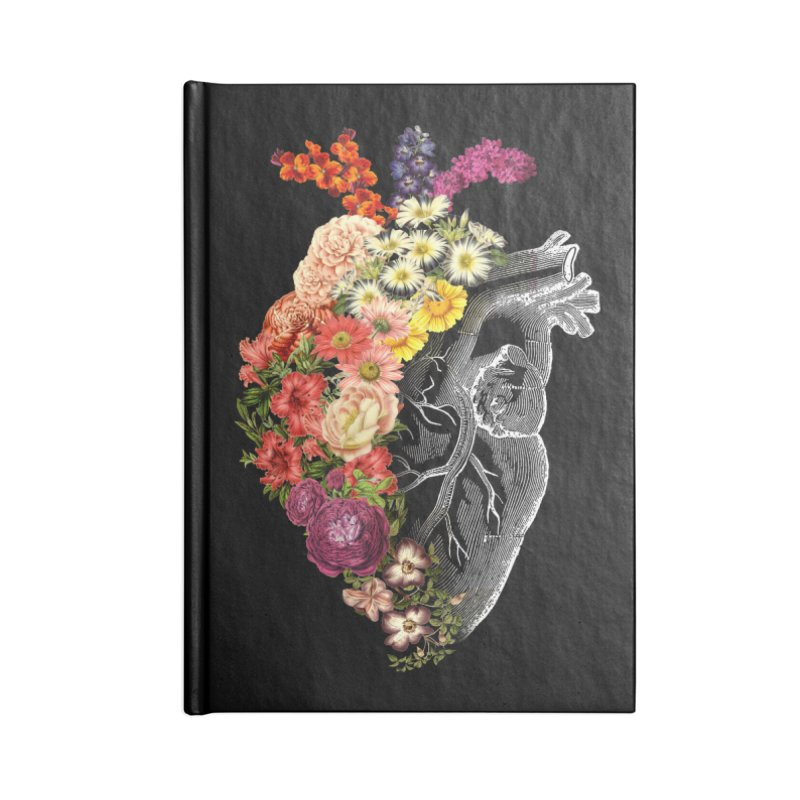 Flower Heart Spring   by Tobe Fonseca's Artist Shop