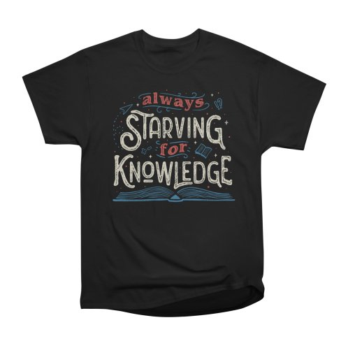 image for Always Starving for Knowledge