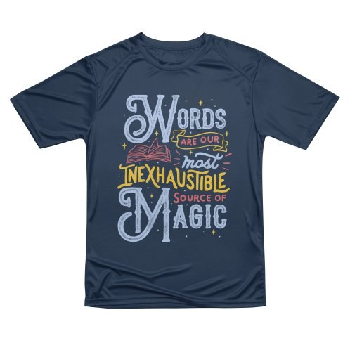 image for Words Are Our Most Inexhaustible Source Of Magic