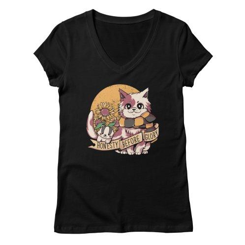 image for Honesty Before Glory Sunflower Cat