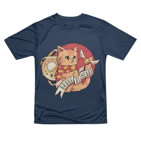 image for Brave At Heart Orange Cat