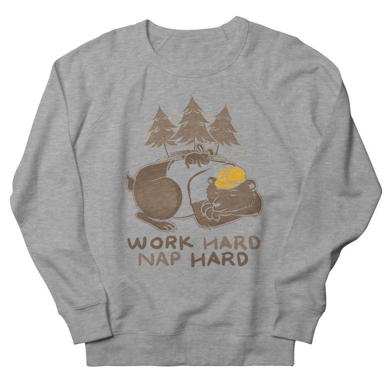 Work Hard Nap Hard   by Tobe Fonseca's Artist Shop