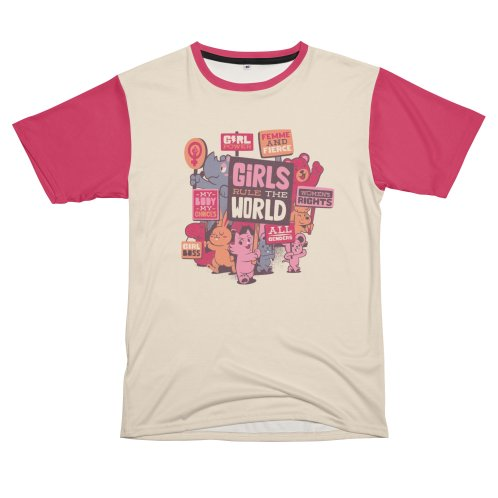 image for Girl Power Feminist Classic