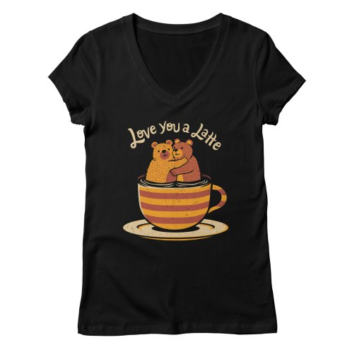 image for I Love You a Latte Bears Valentine