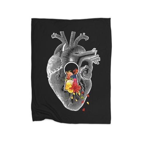 image for Keyhole Flower Heart Vintage Collage
