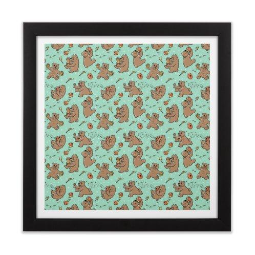image for Pattern Honey Bears