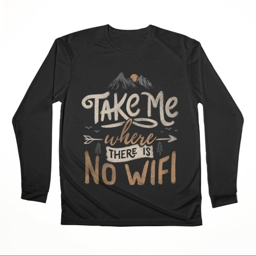 image for Take Me Where There Is No Wifi