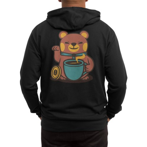 image for Bear Coffee Manekineko