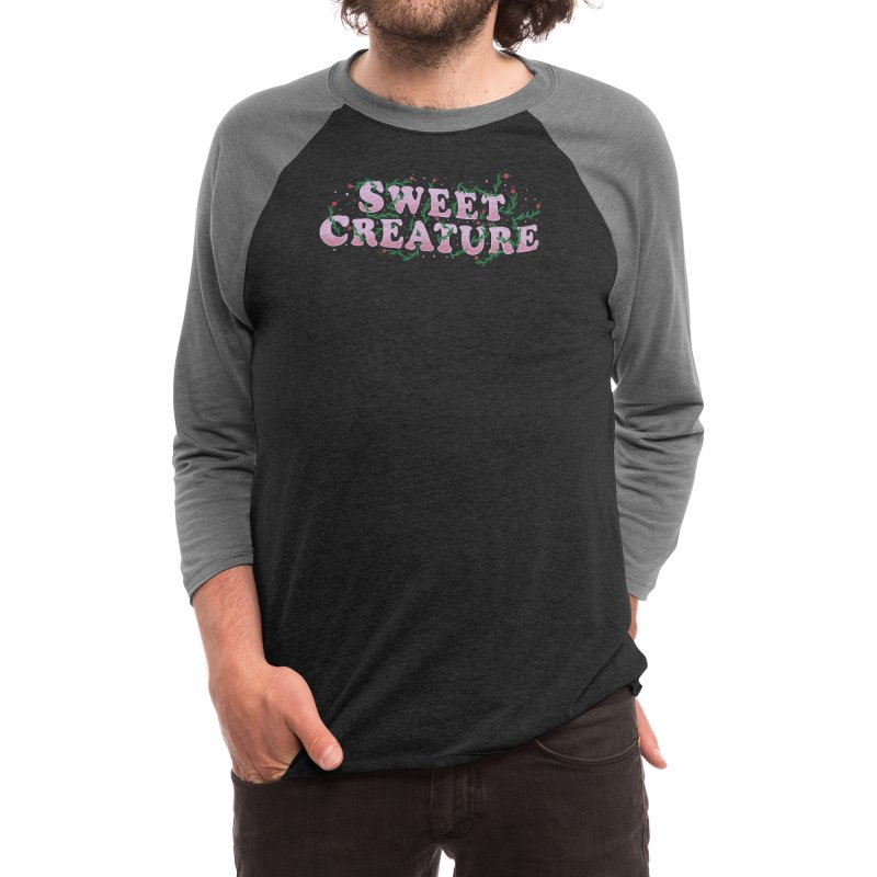 Sweet Creature Men's Longsleeve T-Shirt by Tobe Fonseca's Artist Shop