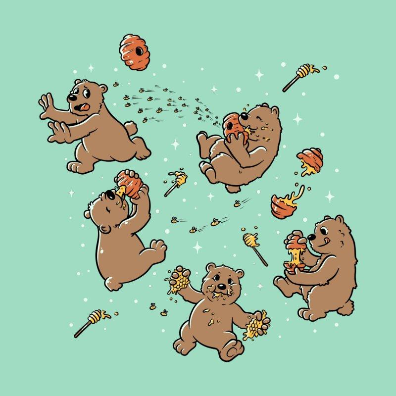 Honey Bears by Tobe Fonseca's Artist Shop