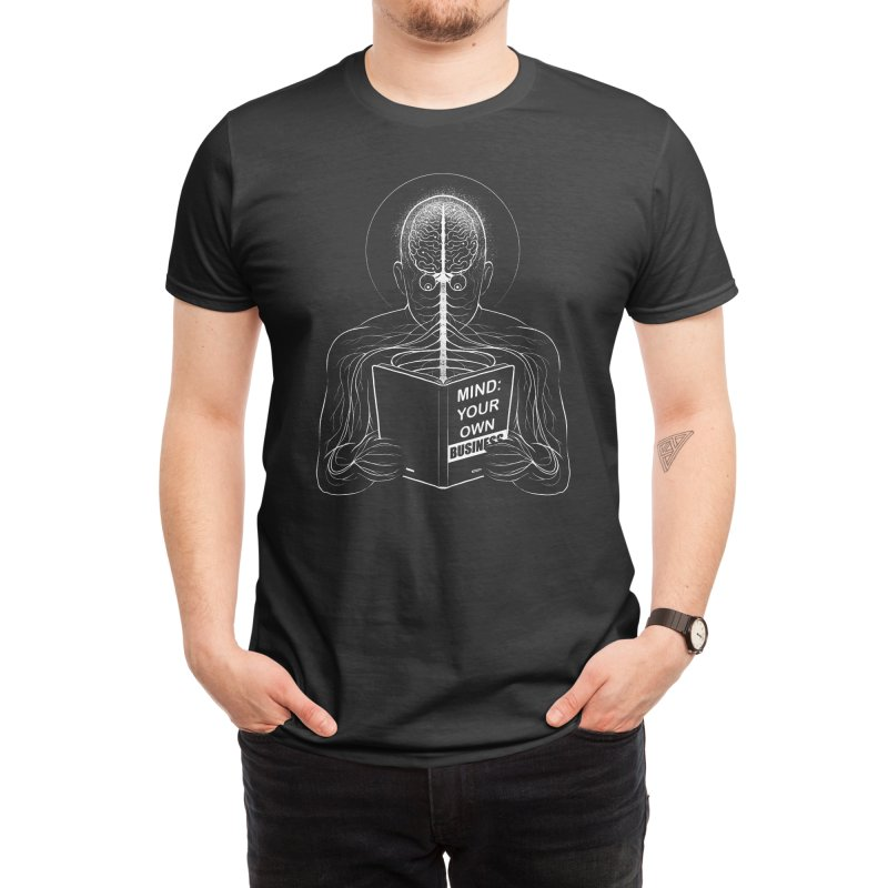 Mind: Your Own Business by Tobe Fonseca's Artist Shop