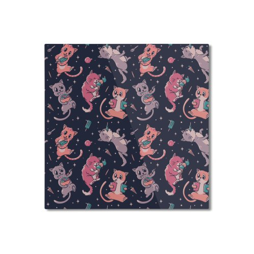 image for Pattern Ice Cream Cats