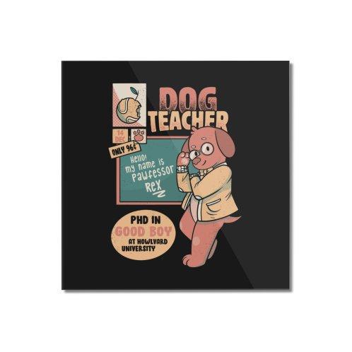 image for Pawfessor Teacher Dog Professor School I Love My Teacher