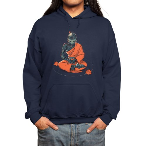 image for Meditation Robot Monk