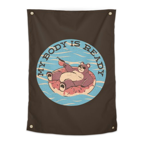 image for My Body Is Ready Bear Vacation