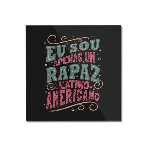 image for Eu sou apenas um rapaz latino-americano