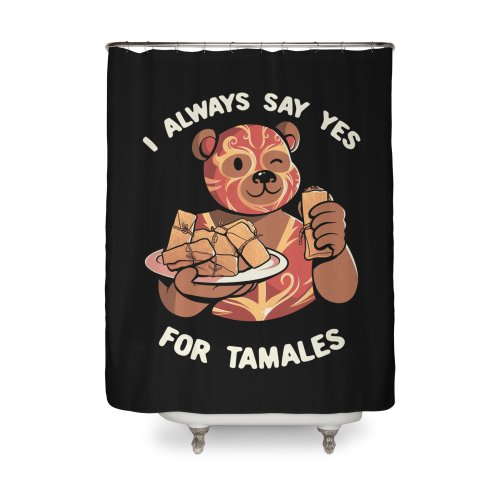image for Luchador Mexican Bear Tamales Time!