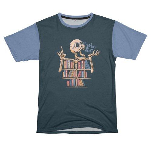 image for Skeleton Shelf Book Lover