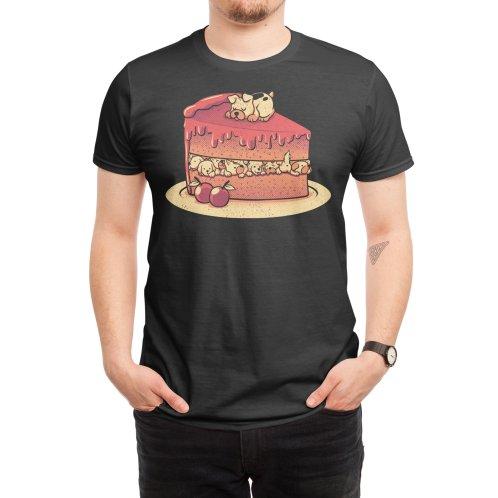 image for Strawberry Dog Puppy Cake