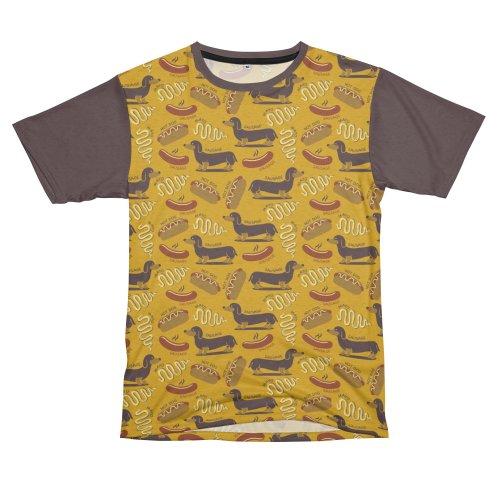 image for Pattern Dog (Sausage) Hot Dog