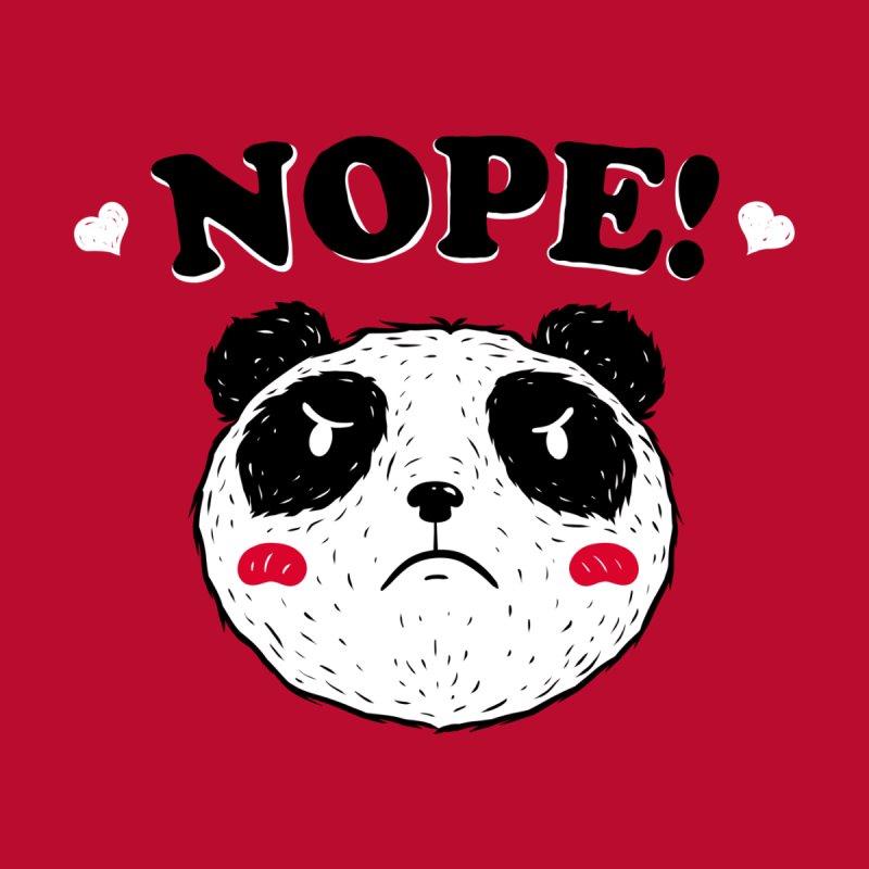 Nope Panda by Tobe Fonseca's Artist Shop