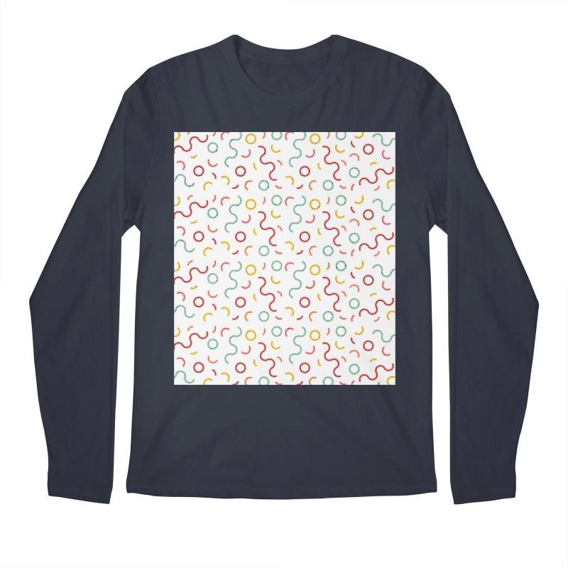 Funky DNA Men's Longsleeve T-Shirt by Tobe Fonseca's Artist Shop