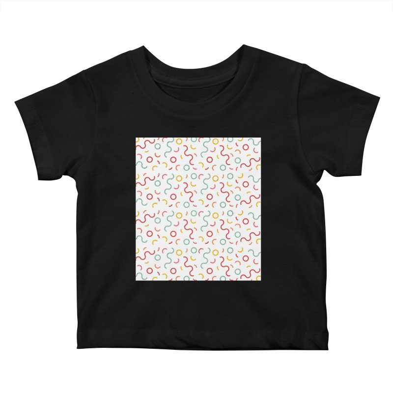 Funky DNA Kids Baby T-Shirt by Tobe Fonseca's Artist Shop