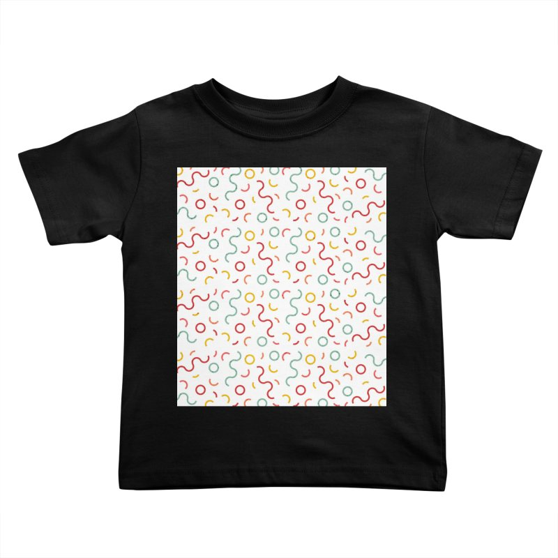 Funky DNA Kids Toddler T-Shirt by Tobe Fonseca's Artist Shop